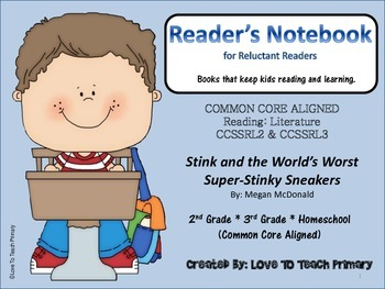 Readers' Notebook : Common Core