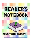 Reader's Notebook Front Cover