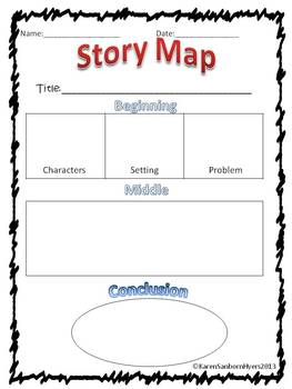Reader's Notebook Graphic Organizers