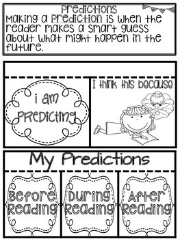 Reading Interactive Notebook (K-2nd)