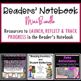 Readers' Notebook Mini Bundle:  Resources to Launch, Refle