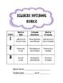 Readers Notebook Rubric for Reading Workshop