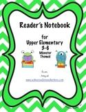 Reader's Workshop Notebook