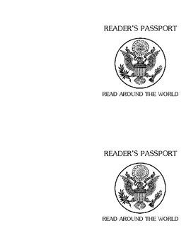 Reader's Passport - Read Around the World