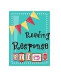 Reader's Response BINGO