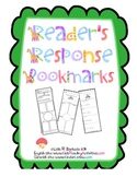 Reader's Response Bookmarks-Freebie