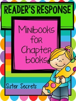 Reader's Response Comprehension Minibook