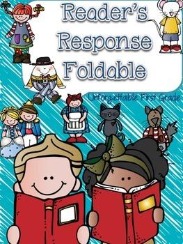 Reader's Response Foldable