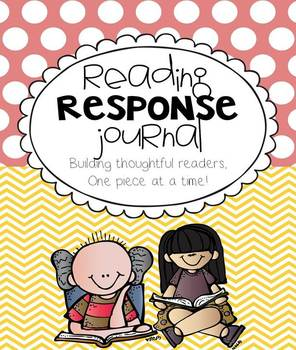 Reader's Response Journal