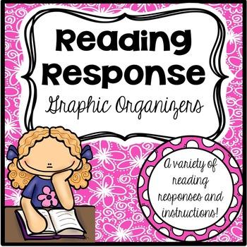 Reader's Response Graphic Organizers