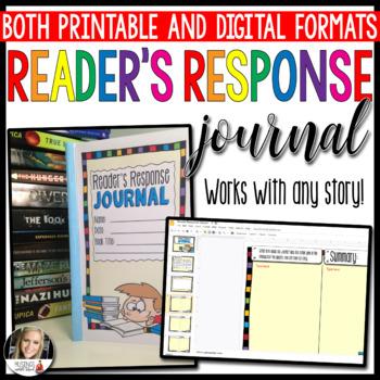 Reader's Response Journal