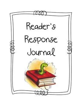 Reader's Response Journal Sample