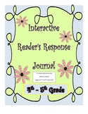 Interactive Notebook and Journal for 4th and 5th Grade CCSS