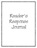 Readers Response Journal