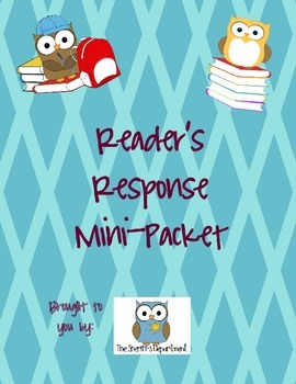 Reader's Response Mini-Packet
