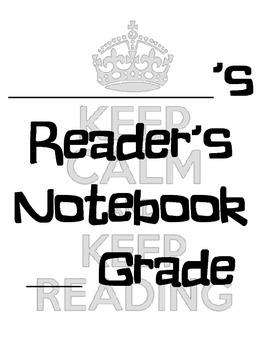 Reader's Response Notebooks