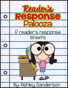 Reader's Response Palooza