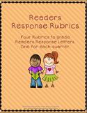Readers' Response Rubrics