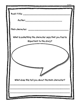 Readers Response - set 1