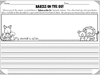 Babies on the Go Readers Response