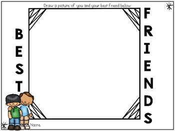 Best Friends Reader's Response