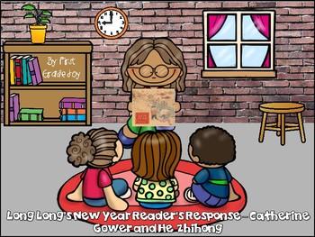 Long Long's New Year Reader's Response