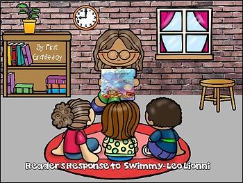 Swimmy Reader's Response