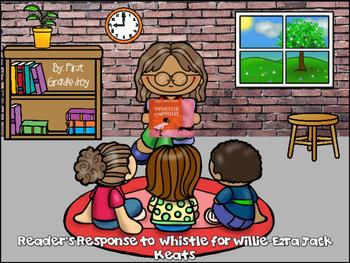 Whistle For Willie Reader's Response