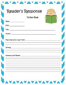 Reader's Responses