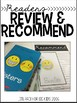 Readers Review & Recommend Bulletin Board Display