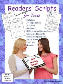 Readers' Scripts for Teens