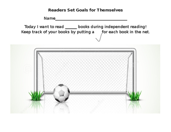 Readers Set Goals!