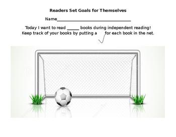 Readers Set Goals!