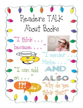 Readers TALK About Books
