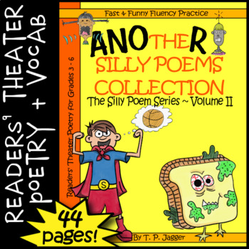 Readers' Theater Poetry - Silly Poems II - Another Silly Poems Collection