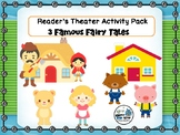 Reader's Theater Activity Pack - 3 Famous Fairy Tales