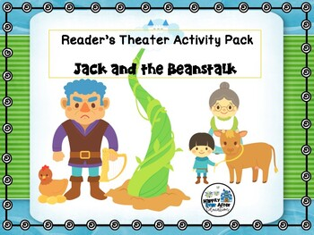 Reader's Theater Activity Pack - Jack and the Beanstalk