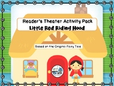 Reader's Theater Activity Pack - Little Red Riding Hood
