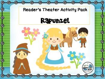 Reader's Theater Activity Pack-Rapunzel