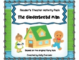 Reader's Theater Activity Pack - The Gingerbread Man