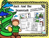 Jack and The Beanstalk First Grade Readers Theater And Retelling