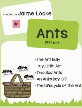 Readers' Theater: Ant MEGA Pack