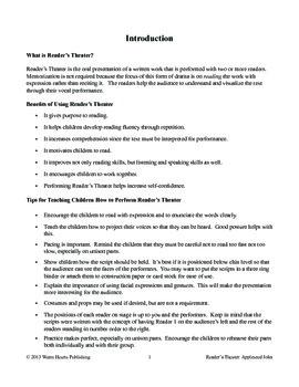 Reader's Theater: Appleseed John