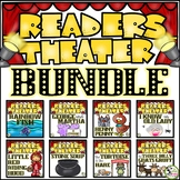 Readers Theater Scripts (Fables, Folktales and Childrens Literature BUNDLE)
