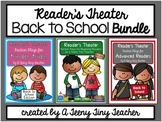 Reader's Theater {Back to School Bundle}