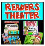 Readers Theater Fluency Activity Jan Brett Native American