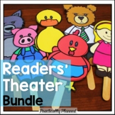 Readers' Theater Bundle Distance Learning