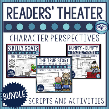 Point of View Readers Theater Activities Bundle