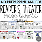 Reader's Theater Bundle: 12 Engaging Scripts for Big Kids
