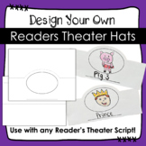Readers Theater Character Hats